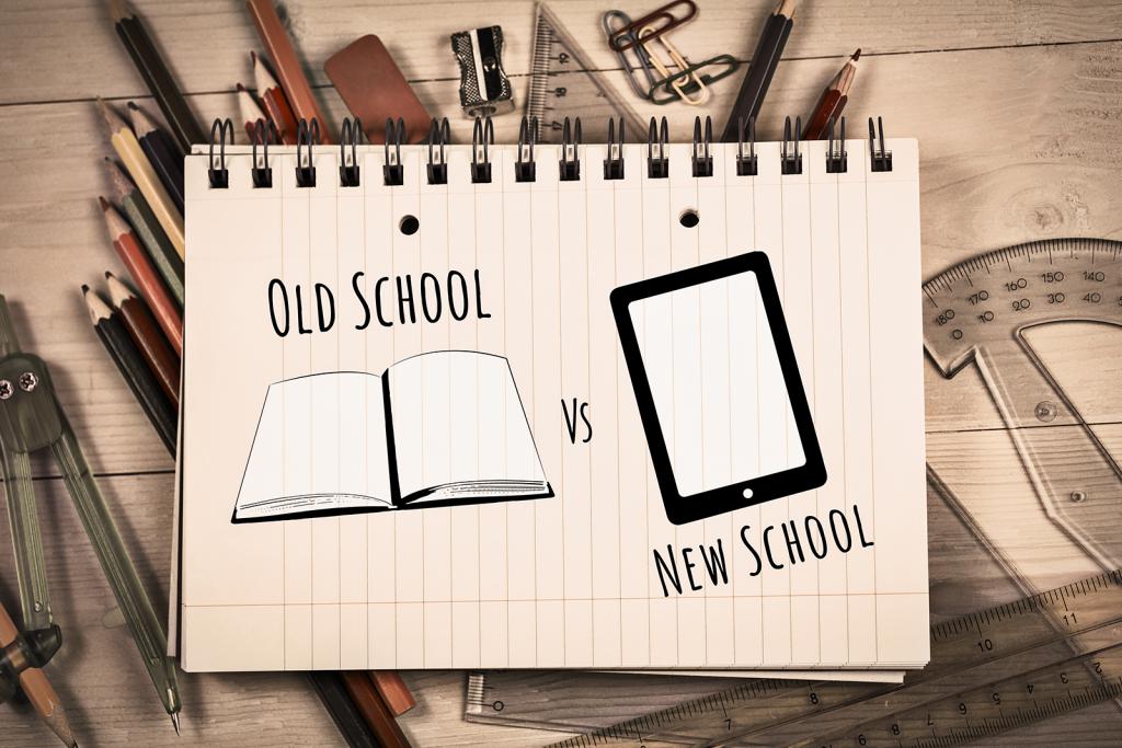 Haz que la tecnología realmente funcione en tu proceso de capacitación - tablet